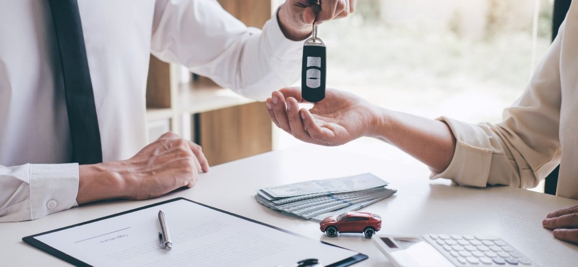 Paying off a car with a loan