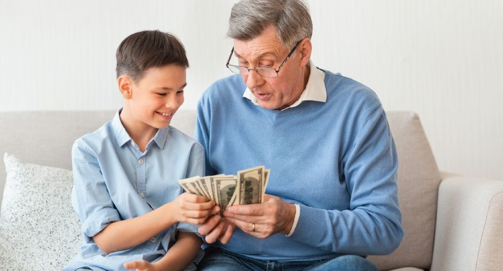 Money with different generations